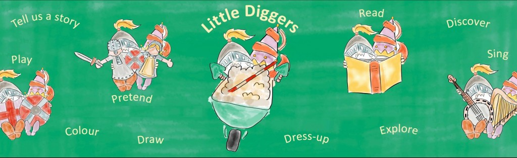 little diggers